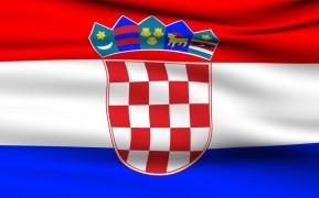 Hrvatska zastava, 200x100,
